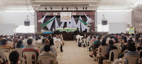 Gémina ha participado en el XIV Congreso Nacional de Asohofrucol en Colombia