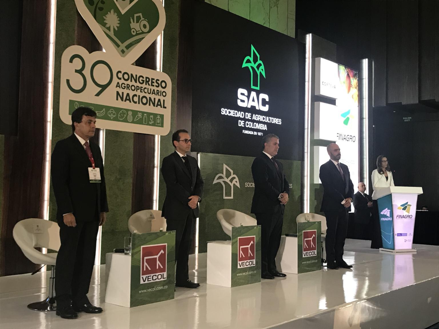 Gémina presente en el 39 Congreso Agropecuario Nacional de Colombia