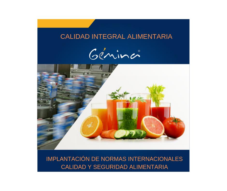Codex Alimentarius y calidad alimentaria