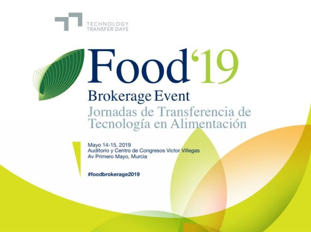 Gémina takes part in Murcia Food'19, the biggest event of food technology transfer